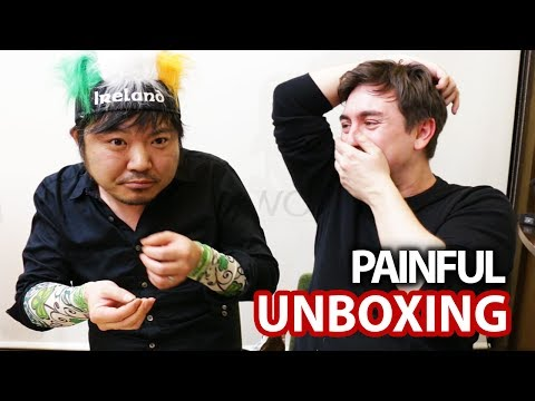 Japanese Thoughts on European Sweets | Painful Unboxing