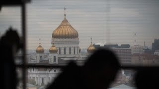 Russian radio presenter stabbed, assailant held: editor