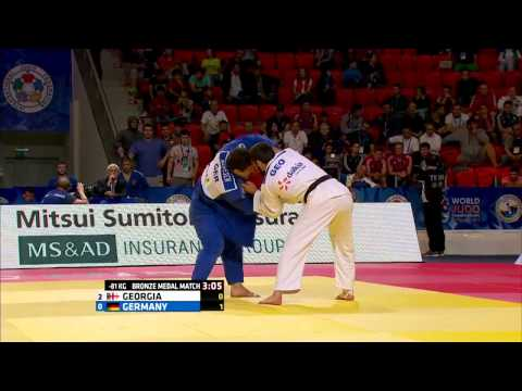 Georgia vs Germany World Judo Team Championships 2015 - Asta