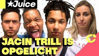 JACIN TRILL KRIJGT VERRASSING | JUICE - CONCENTRATE