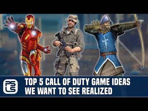 Top 5 Call of Duty Game Ideas We Want to See Realized