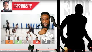 WAIT THIS CANT BE RIGHT! Basketball YouTubers NBA Comparisons!
