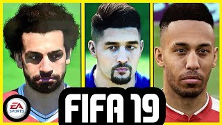 370 AMAZING NEW FACES ADDED TO FIFA 19
