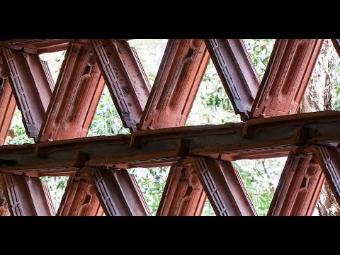 Think brick awards robin dods roof tile excellence winner