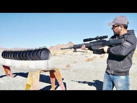 Fortnite Heavy Sniper Rifle 50cal vs PUBG Cast iron skillets