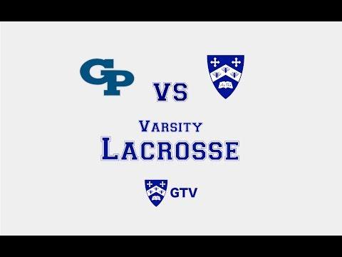 Gilman Varsity Lacrosse vs. Georgetown Prep