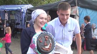 2014.09.25 Свадьба в с. Викторовка Одесская обл. Второй день. Тачка