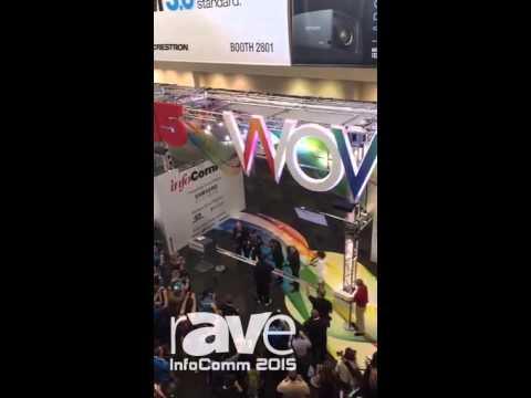 InfoComm 2015: A Look at the InfoComm 2015 Ribbon Cutting