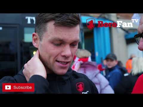 JONNY HOWSON 'MOVE ON' - Leeds 2 Middlesbrough 1 - BoroFanTV