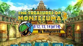 The Treasures of Montezuma 3 - Level 5 Bonus Levels [720p60]