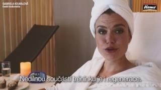 Jak cvičí nejlepší česká biatlonistka Gábina Koukalová