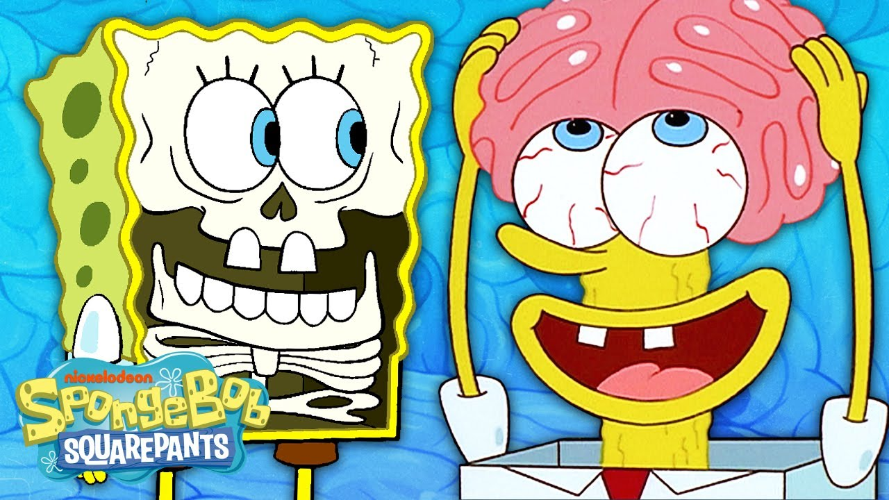 Download Every Time We See SpongeBob's Insides 💀