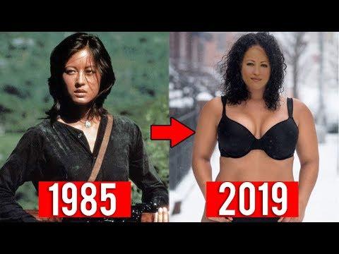 Así Lucen Los Personajes De Rambo II En 2019