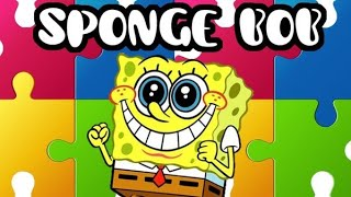 SpongeBob | Baby Puzzle Game for Little Kids