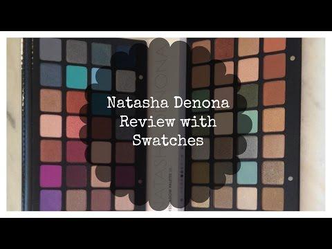 Natasha Denona Review w/ Swatches & Comparisons