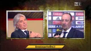 Milan - Napoli 1-2 - Rafael Benitez Gene Gnocchi Mourinho E La Scuola Di Ballo