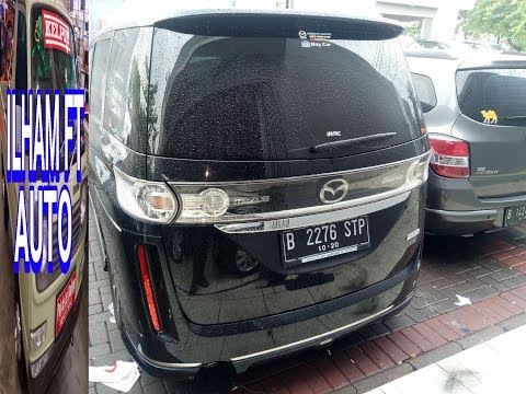 In Depth Review Mazda Biante SkyActive Special Edition A/T 2015 - Indonesia