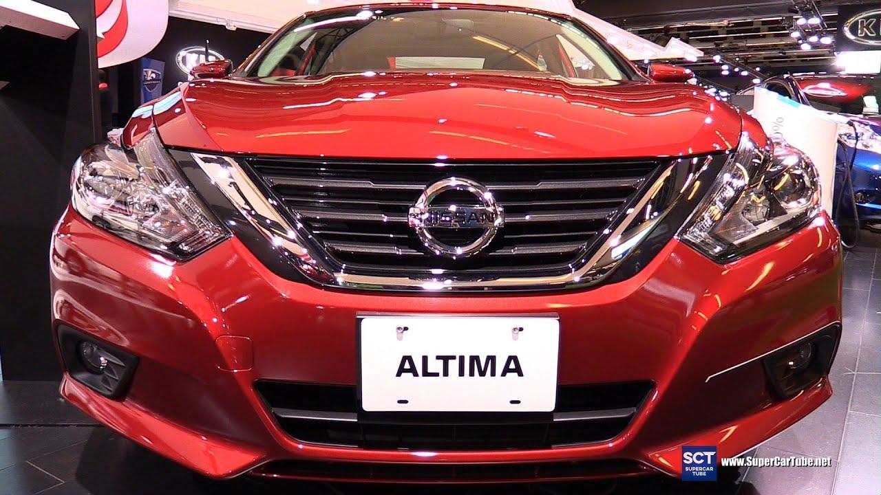 2016 Nissan Altima SL - Exterior and Interior Walkaround ...