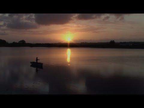 FISHING LOUGH CORRIB IRELAND