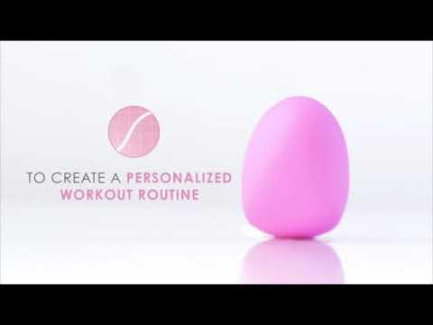 Luna Smart Bead Kegel Trainer & Egg Vibrator   Lelo