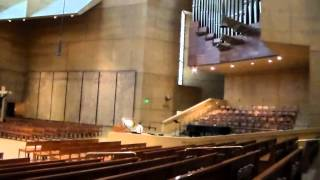 Organ Recital Dress Rehearsal - Our Lady of the Angels Cathedral LA
