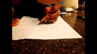Pokemon - Sneasel and Weavile Speed Draw