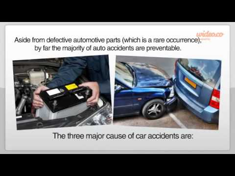 Wareham MA Auto Accident Lawyer Major Causes of Auto Accidents