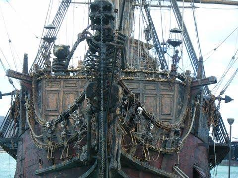 Pirates Of The Stinkibean Episode I: Keel Hauled