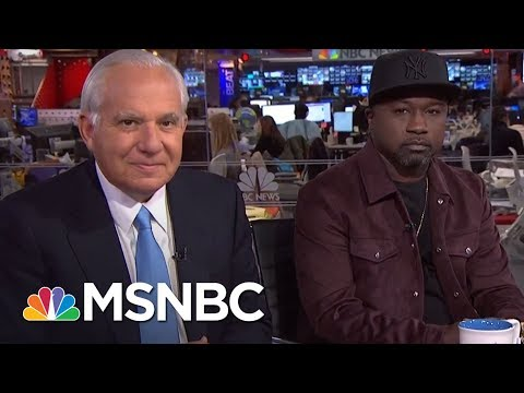 NYC Vs. NJ: Rapper Havoc & Sen. Torricelli Debate Hometown Music | The Beat With Ari Melber | MSNBC