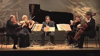 Carl Maria von Weber - Clarinet Quintet, Op 34 -  I. Allegro
