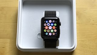 Apple Watch Series 2 unboxing and first impressions