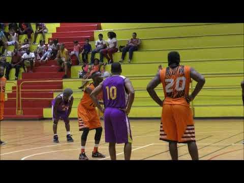 His Worship The Mayor of San Fernando Ald. Junia Regrello Basketball Competition - 27,08,17