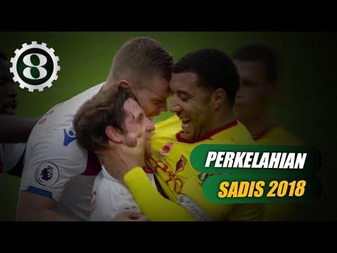 PERKELAHIAN SEPAK BOLA PALING SADIS 2018 - HD Mp3