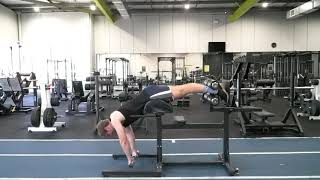 GHD Back Extension Front Raise
