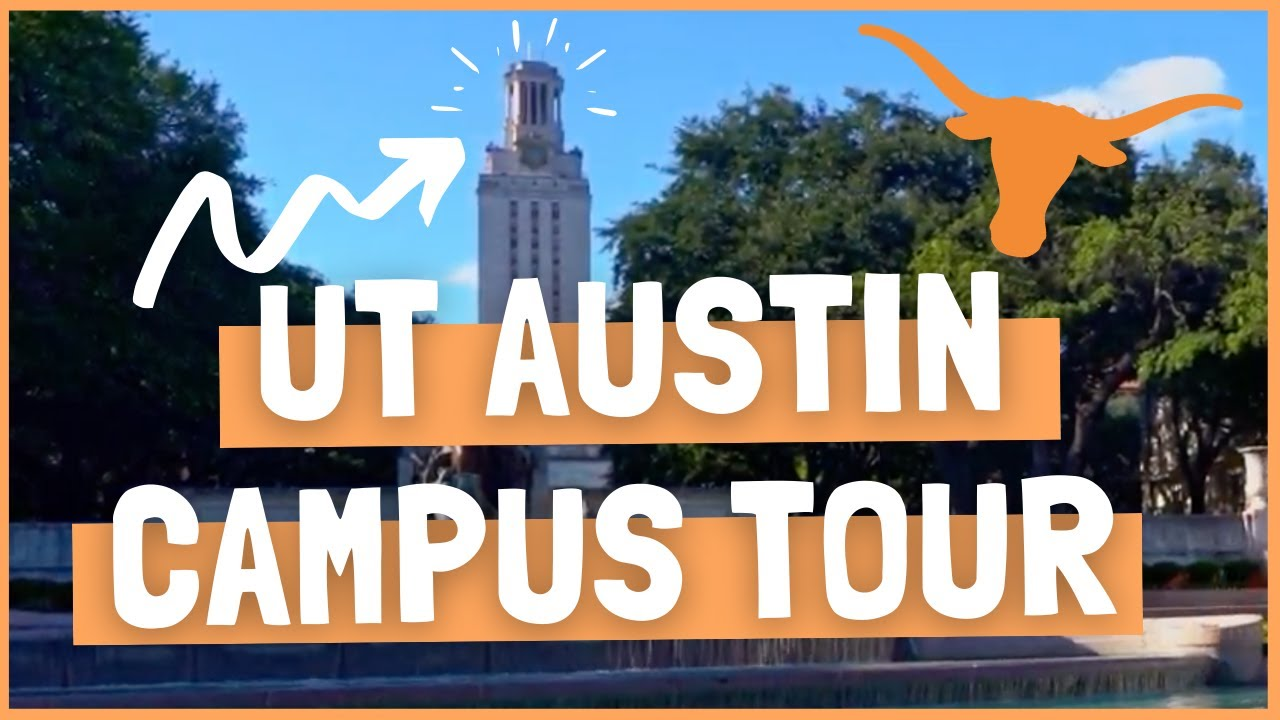 Download UT AUSTIN Virtual Campus Tour!