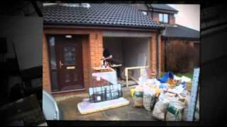 Garage Conversion Slough By Dracom Builders Limited.mp4