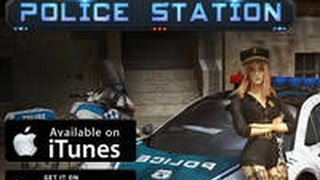 Skill 3D Parking: Police Station Gameplay Video