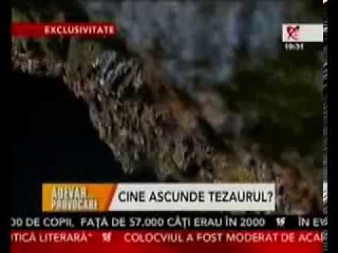 PRESUPUSUL TEZAUR BRÂNCOVENESC DE LA BAIA DE ARAMĂ - FILM DOCUMENTAR (REALITATEA TV / 21.03.2009)