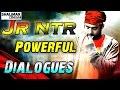 Jr Ntr Powerful Punch Dialogues || Telugu Punch Dialogues