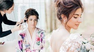 Natürliches Braut Make-up Tutorial 👰🏻  l Hochzeits Makeup l Braut schminken | Hatice Schmidt