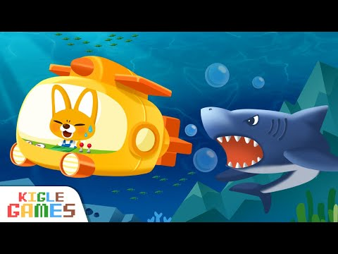 the-racing-adventure-into-the-sea!-|-pororo's-storybook-|-pororo-the-little-penguin-|-kigle-games