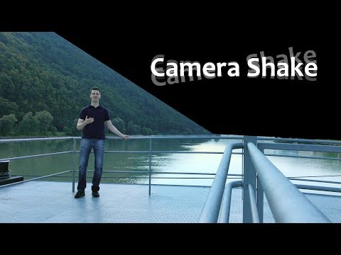 Animated Camera Shake with Resolve & Fusion