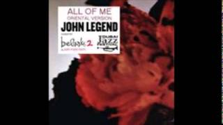 Jean Marie Riachi -ALL OF ME(John Legend)- OrientalVersion2015