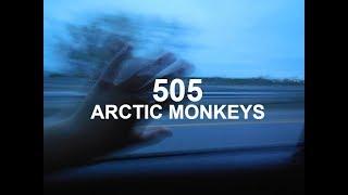 505 - arctic monkeys (lyrics)