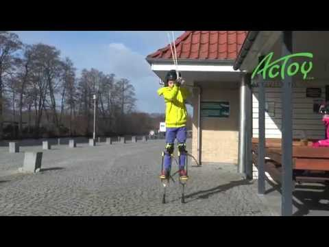 Actoy-stilts Produktvideo (Dansk)