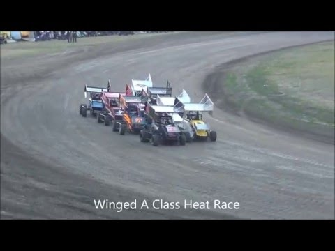 02-20-2016 Superbowl Speedway Winged A Heat