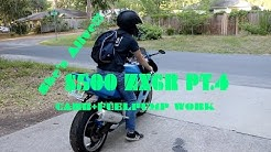 ZX6R Build Pt.4! How to fix a fuel pump | $500 Kawasaki Ninja ZX6R 1995 Budget SuperSport Bike