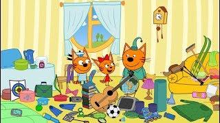Три кота - Командировка - 30 серия