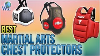 9 Best Martial Arts Chest Protectors 2018