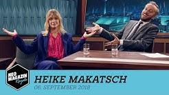 Heike Makatsch zu Gast im NEO MAGAZIN ROYALE mit Jan Böhmermann - ZDFneo